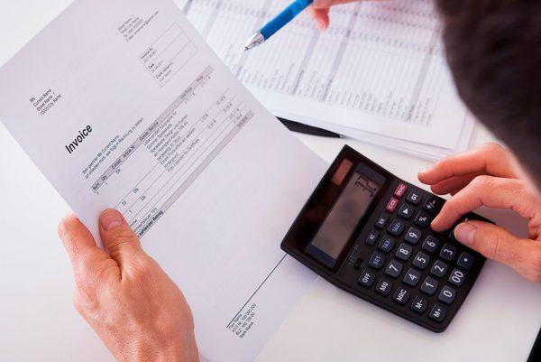 Anticipo de facturas